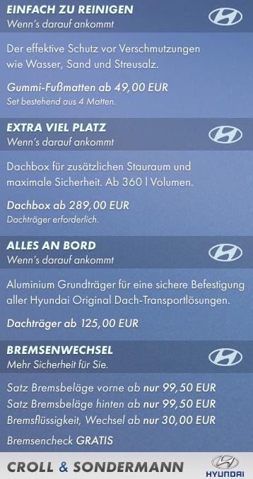 Croll Sondermann Service Zubehör Angebote Aktionen